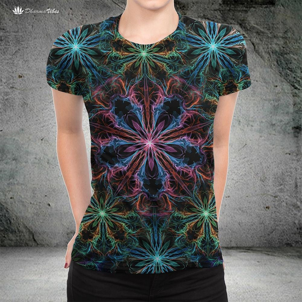 ManTrip by YantrArt Psychedelic Shirt