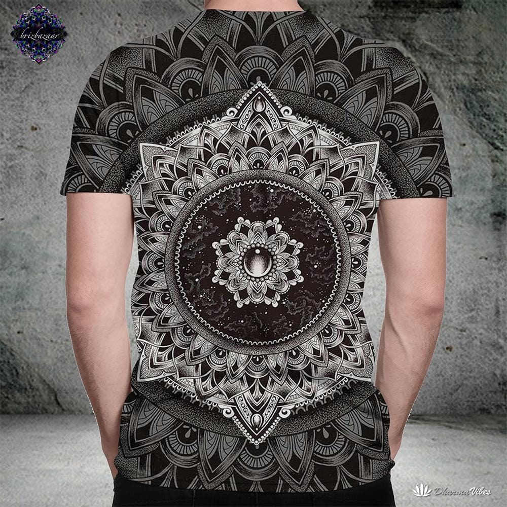 Mandala By Brizbazaar Yoga Shirt
