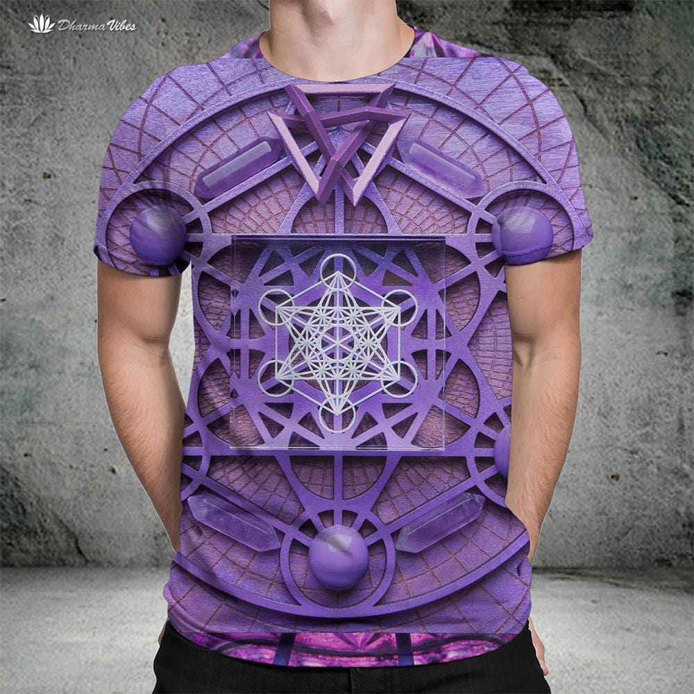 Metatron by LightWizard Visionary T-Shirt