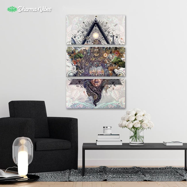 Moments by Cameron Gray 3-Piece Canvas