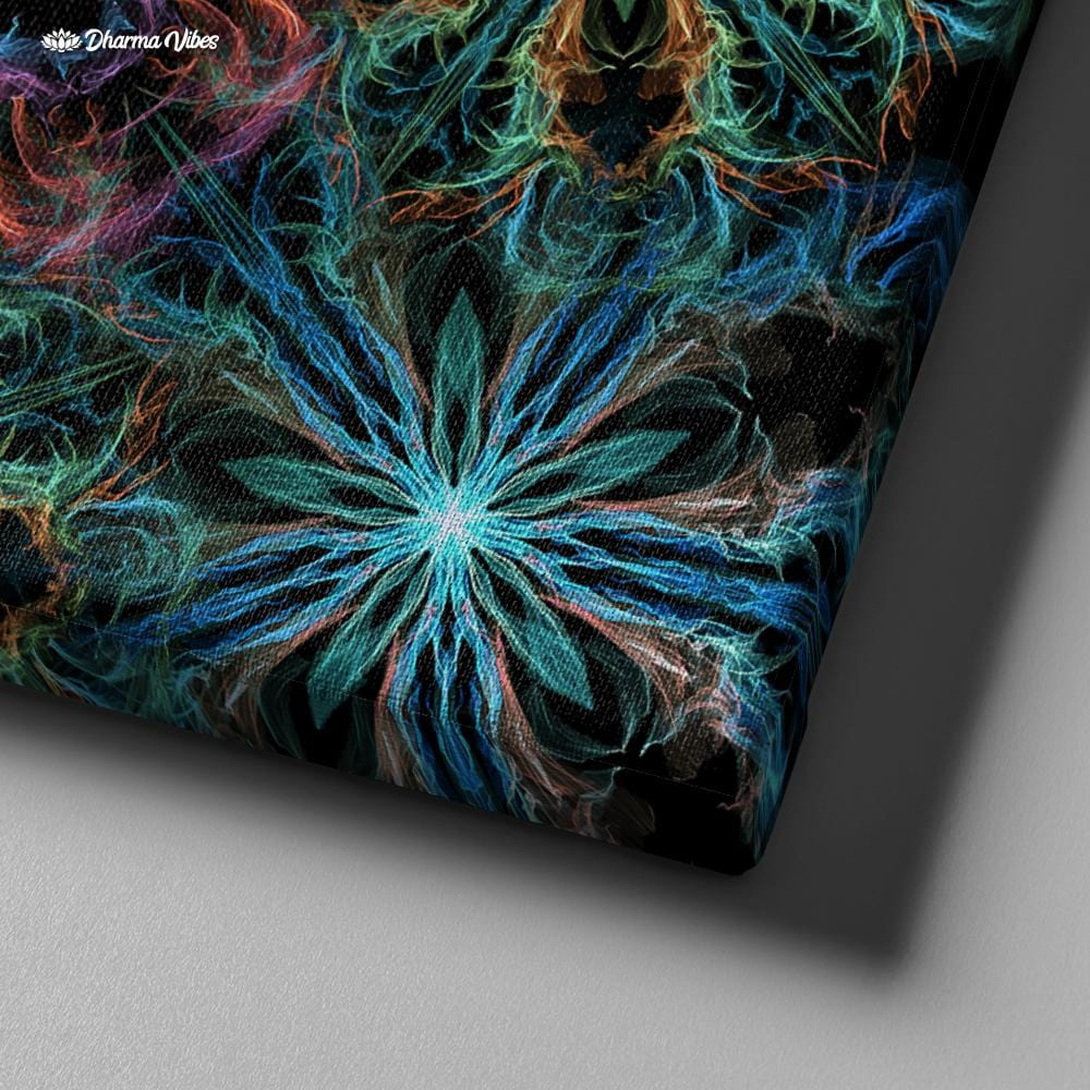 Mantrip by Yantrart Design 1-Piece Canvas