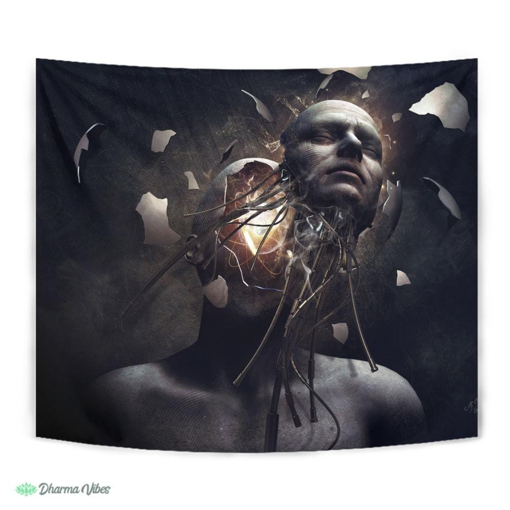New Day by Cameron Gray Visionary Tapestry