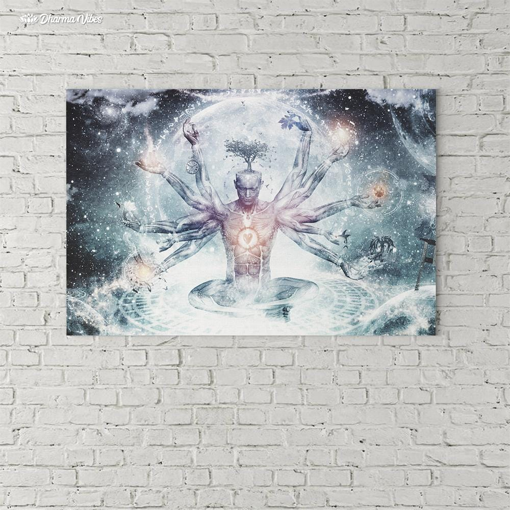 The Neverending Dreamer by Cameron Gray 1-Piece Canvas