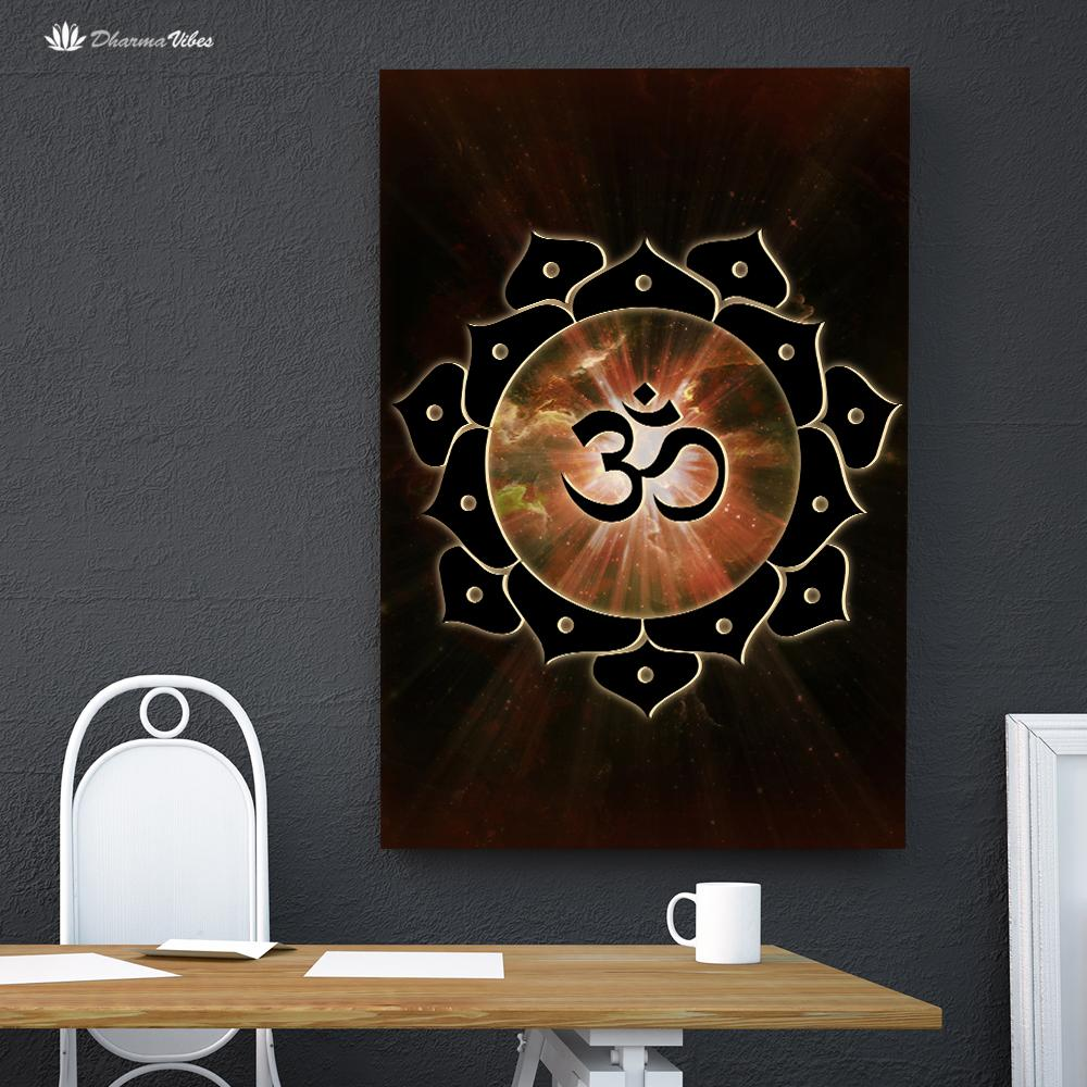 Framed Upgrade for OM by McAshe 1-Piece Canvas Art