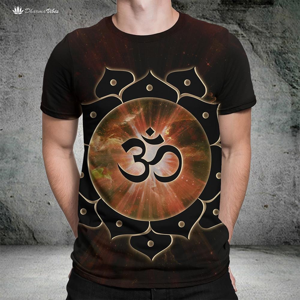 OM by McAshe Yoga T-Shirt