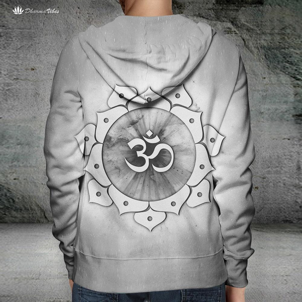 OM Divine by McAshe Hoodie