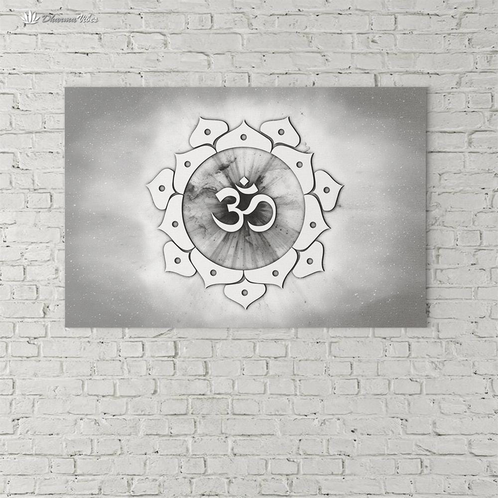 OM Divine by McAshe 1-Piece Canvas