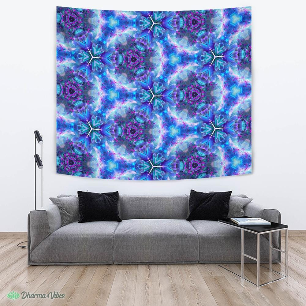 Psy Vibes by Cameron Gray Tapestry