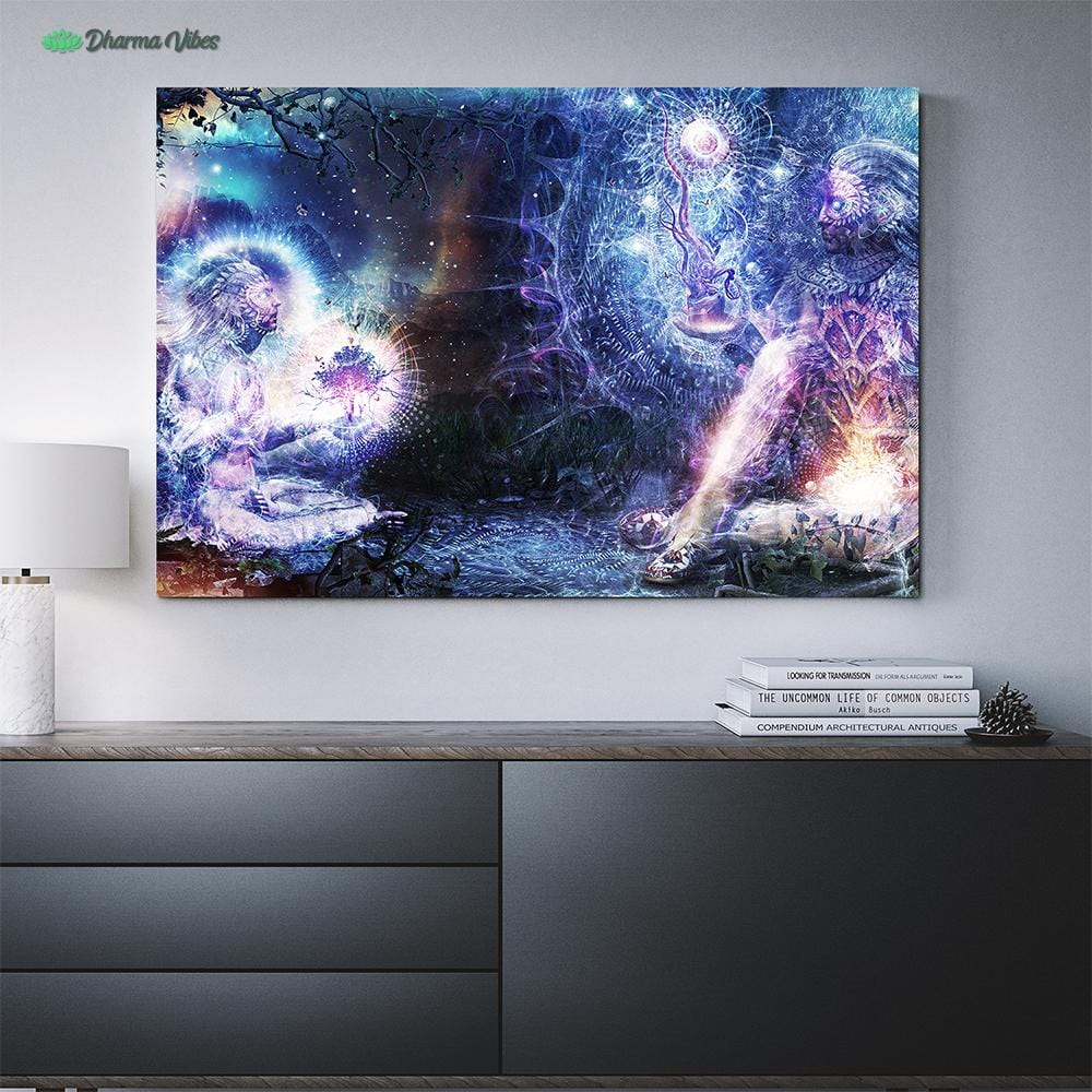 Shoulders and Giants by Cameron Gray 1-Piece Canvas Art