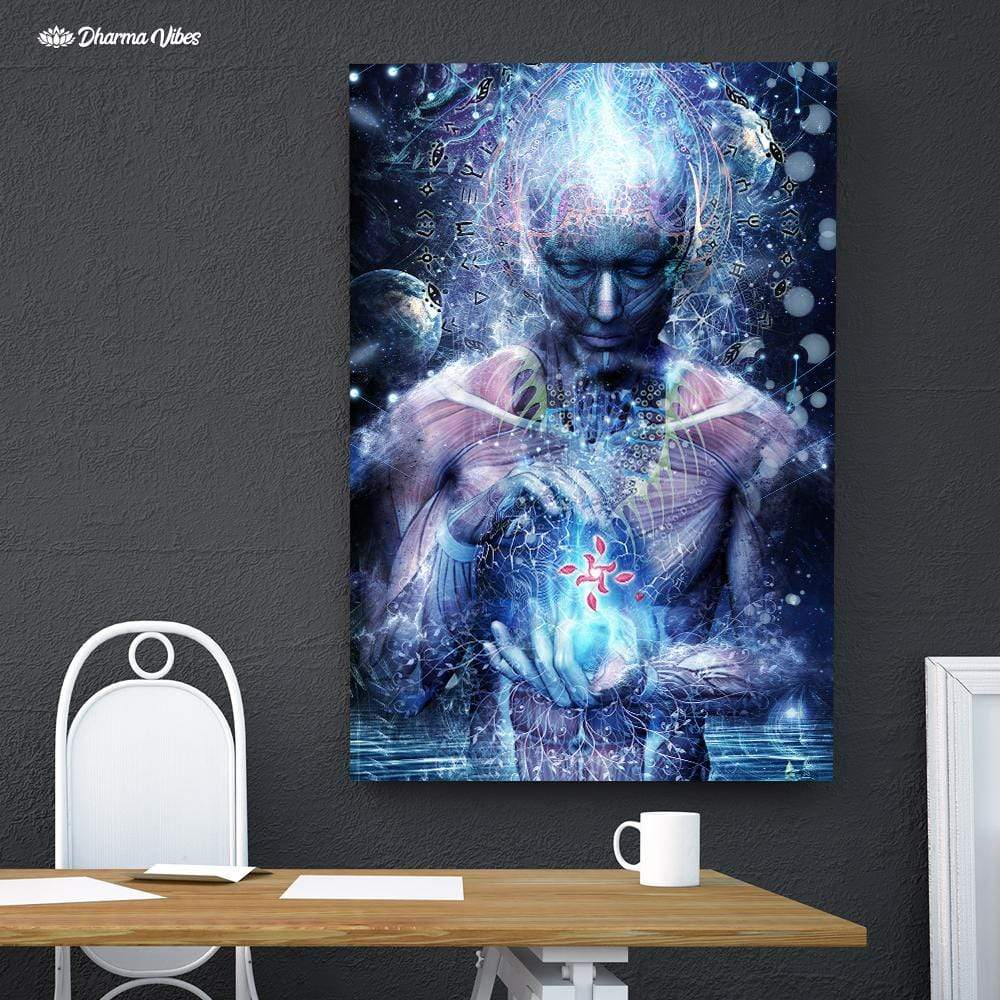 Size Upgrade for Silence Seekers by Cameron Gray 1-Piece Canvas Art