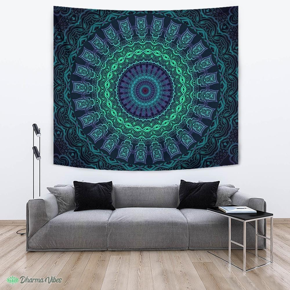 Set and Settings 5 by Cameron Gray Tapestry