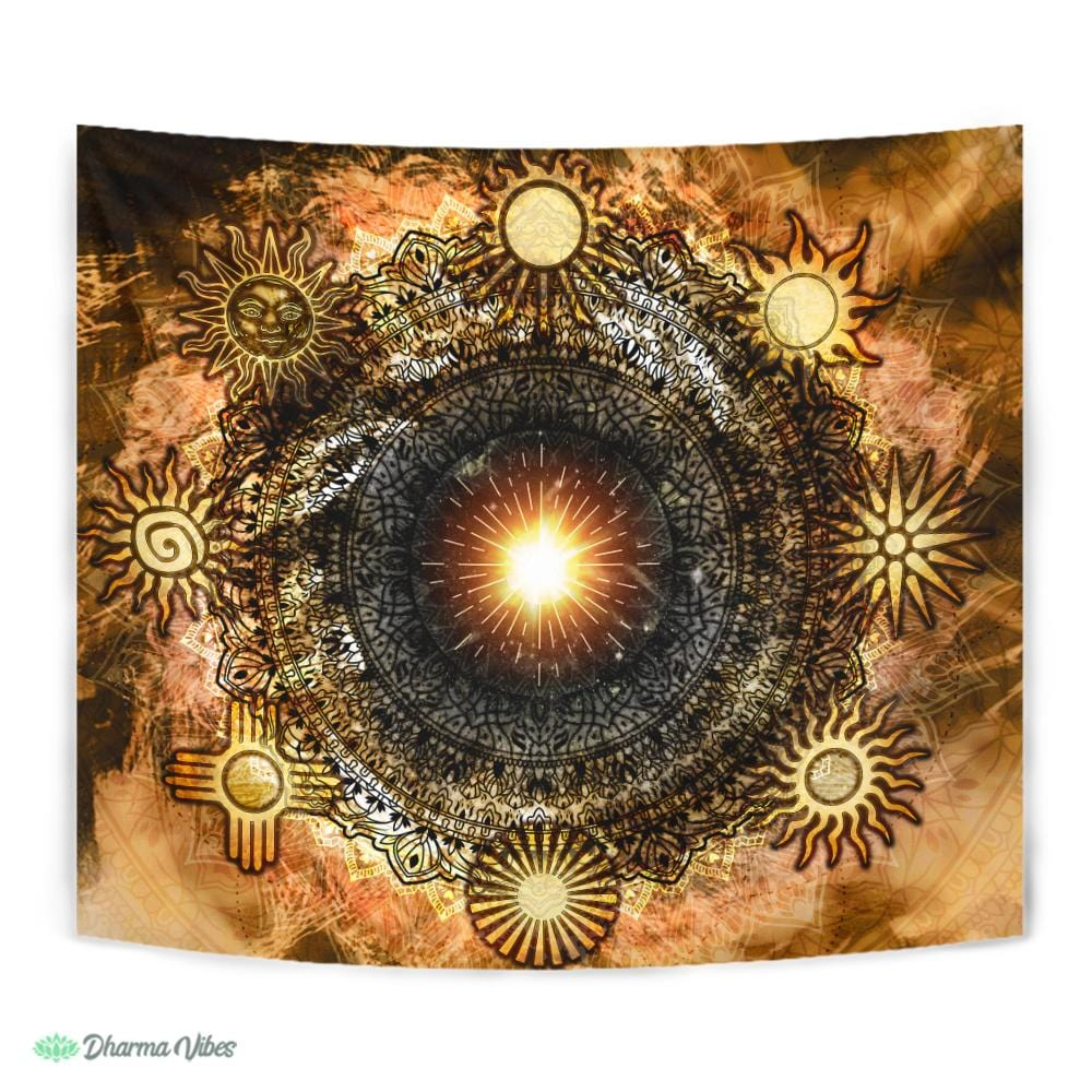 Sunshine by McAshe Tapestry