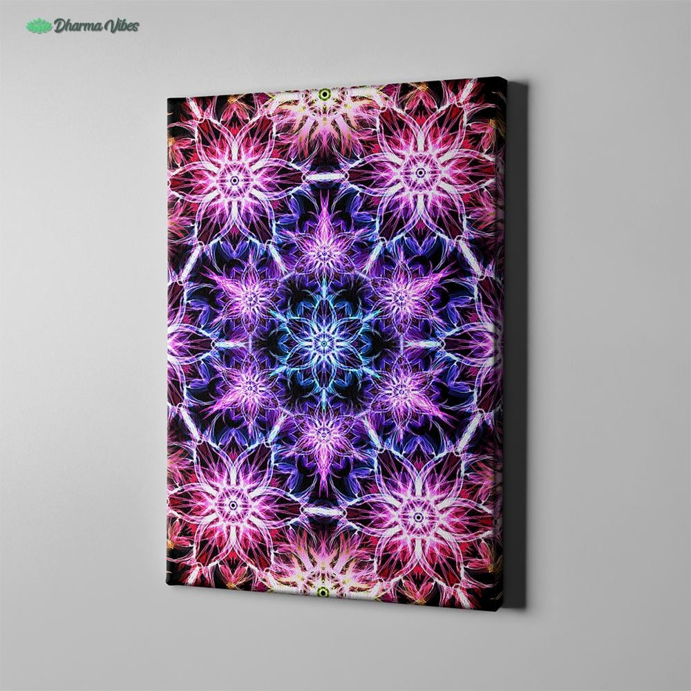 Tripped V1 by YantrArt Design 1-Piece Canvas