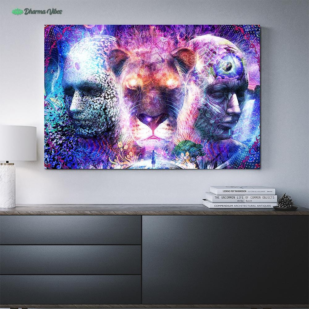 The Beauty of It All by Cameron Gray 1-Piece Canvas