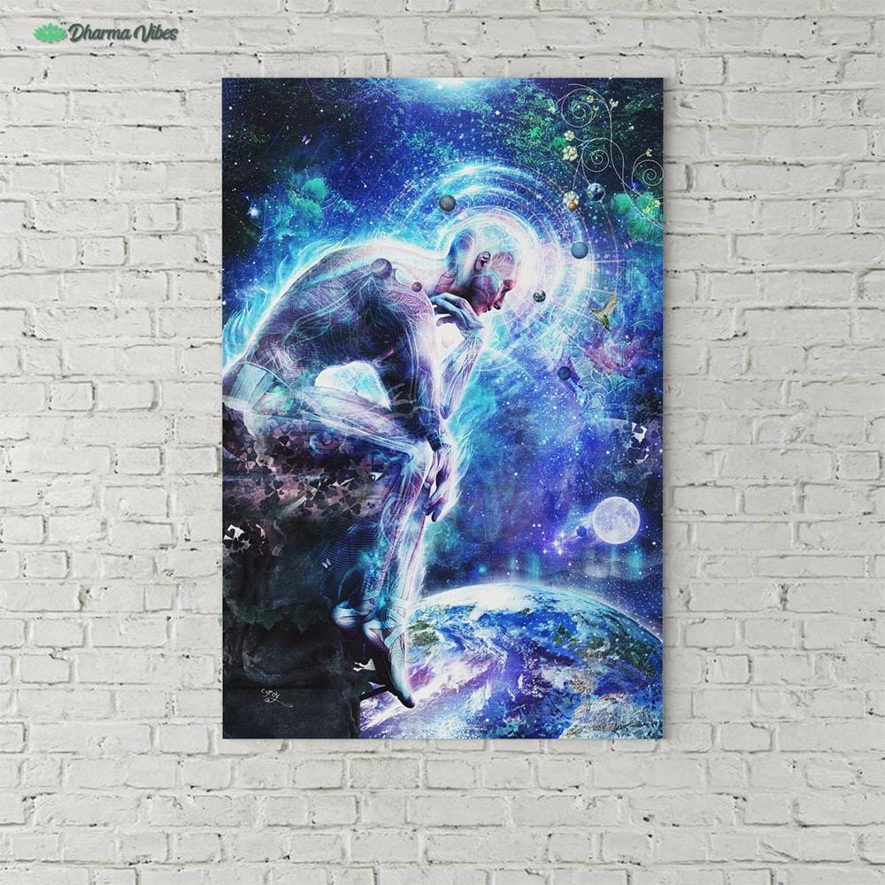 The Mystery of Ourselves by Cameron Gray 1-Piece Canvas Art