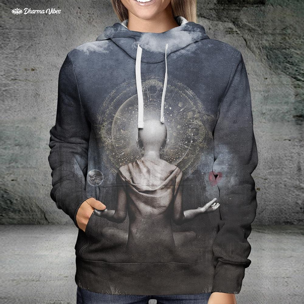 The Projection by Cameron Gray Visionary Hoodie