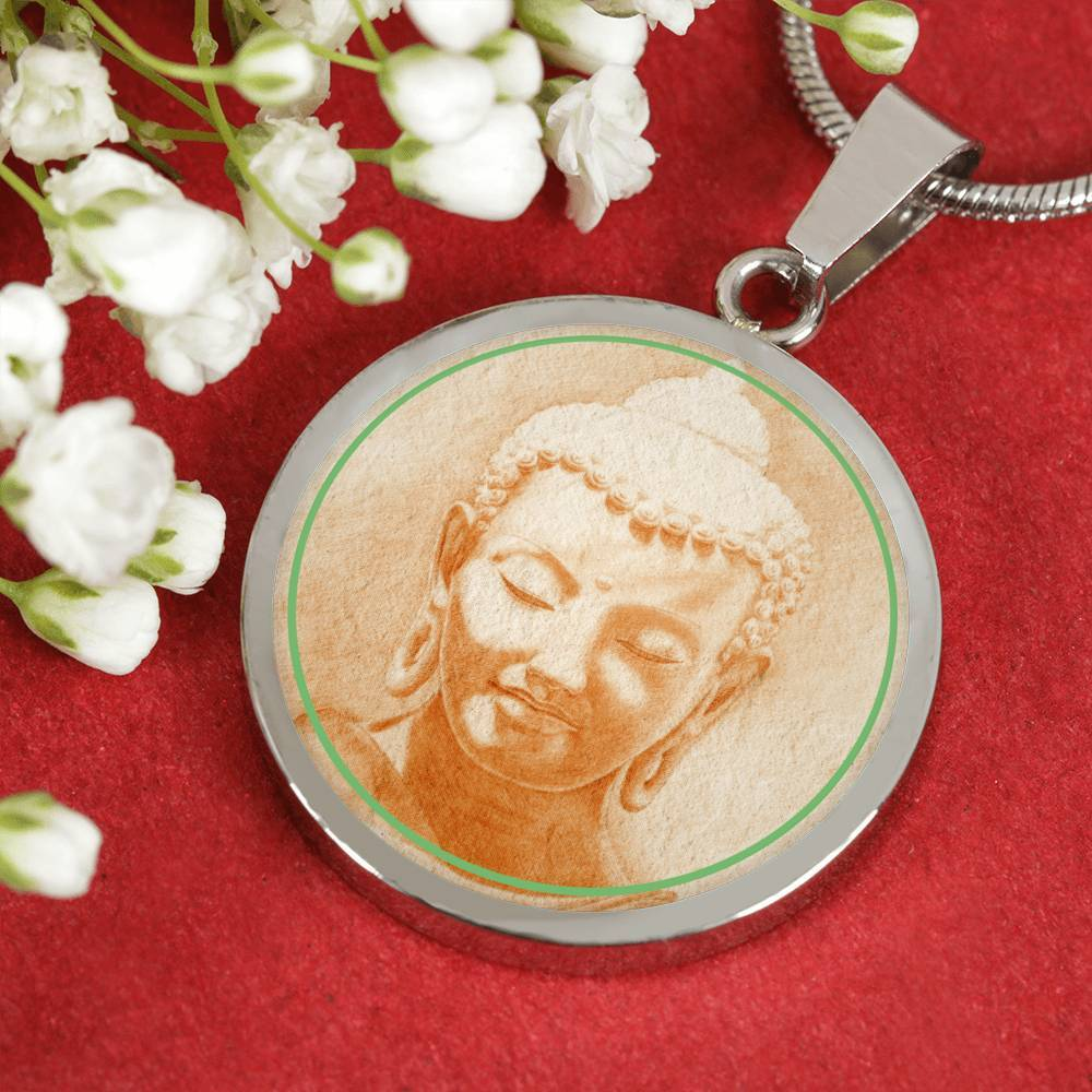 Buddha by BuddhArt Luxury Necklace