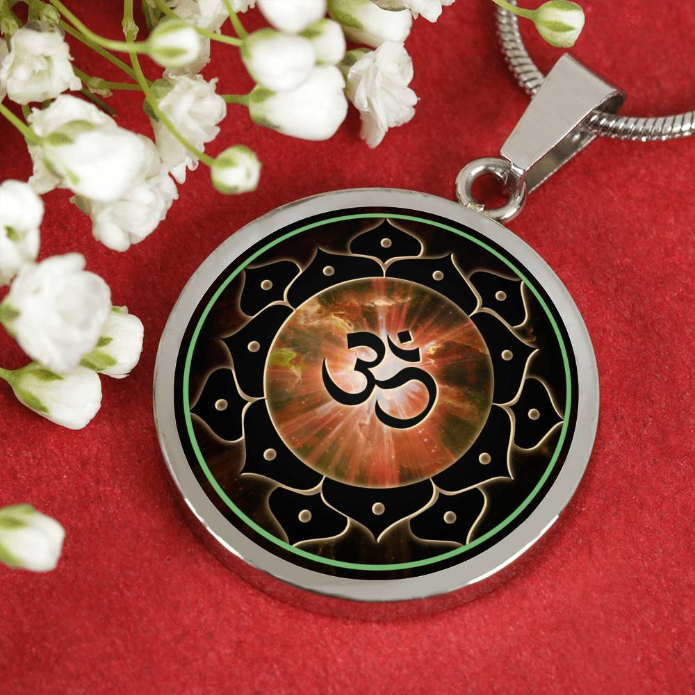 OM by McAshe Luxury Necklace
