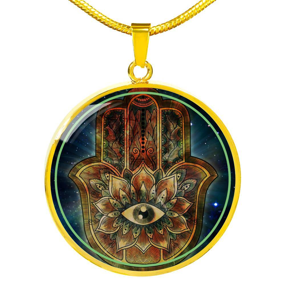 Hamsa by McAshe Luxury Necklace