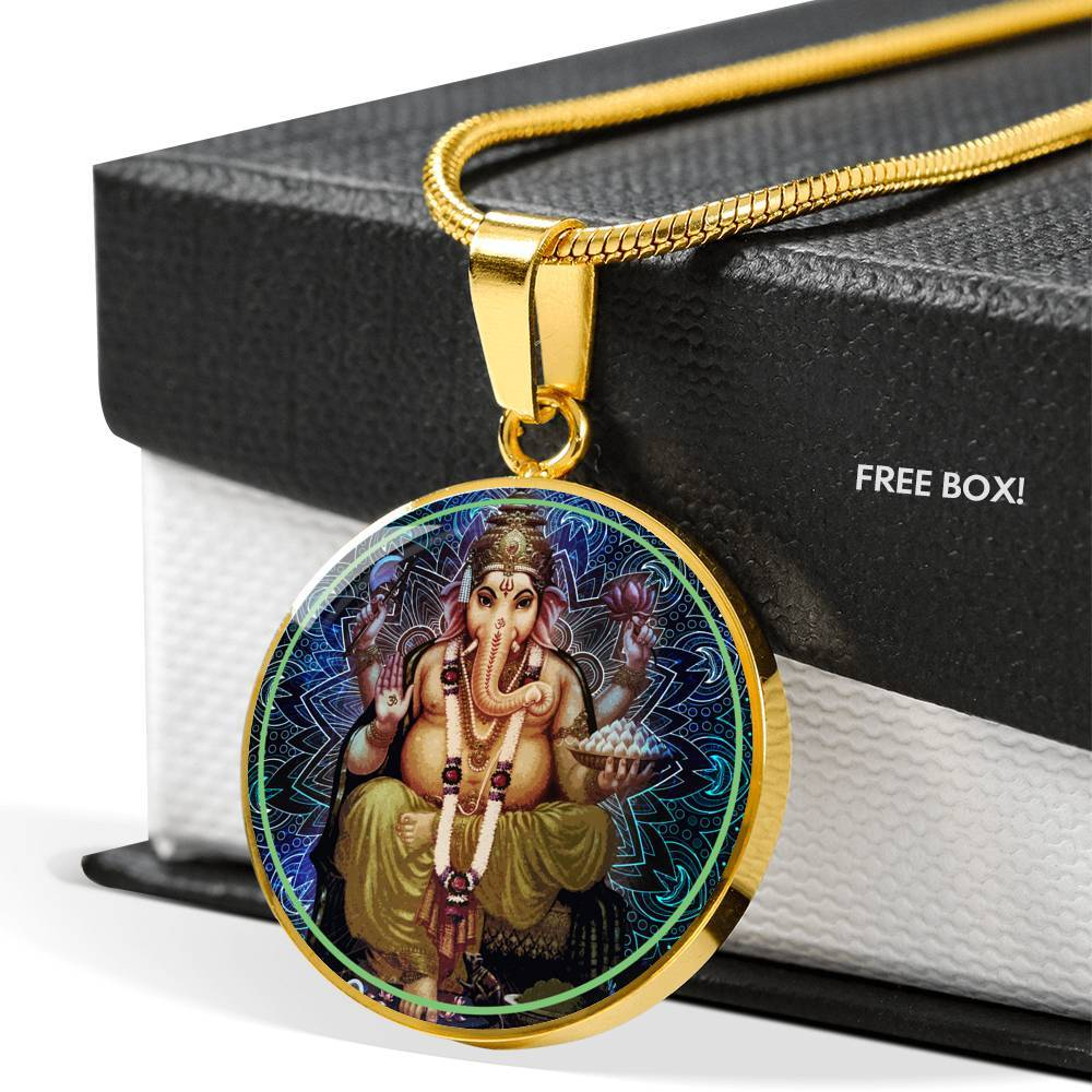 Ganesha by McAshe Luxury Necklace