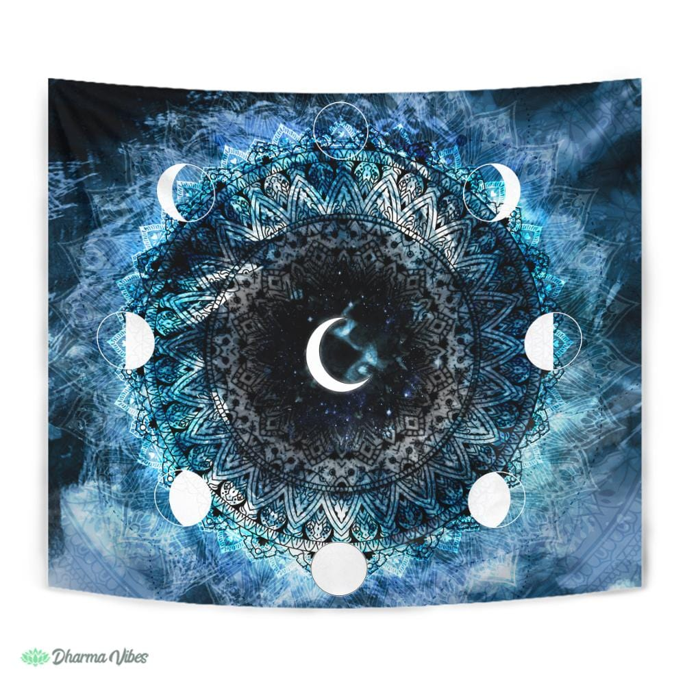 Moonlit Sky by McAshe Tapestry