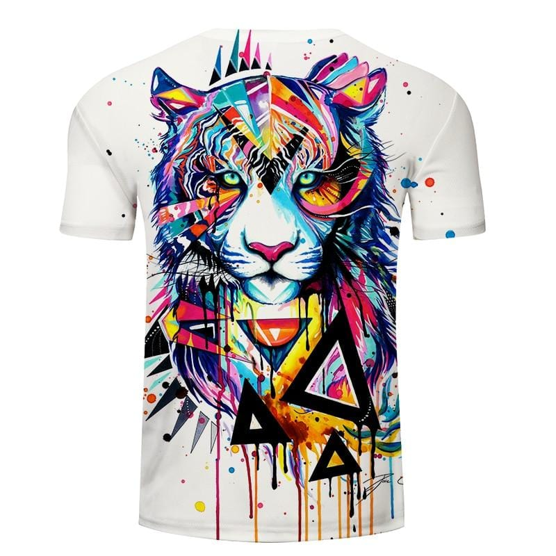 Shattered Tiger by PixieCold Shirt