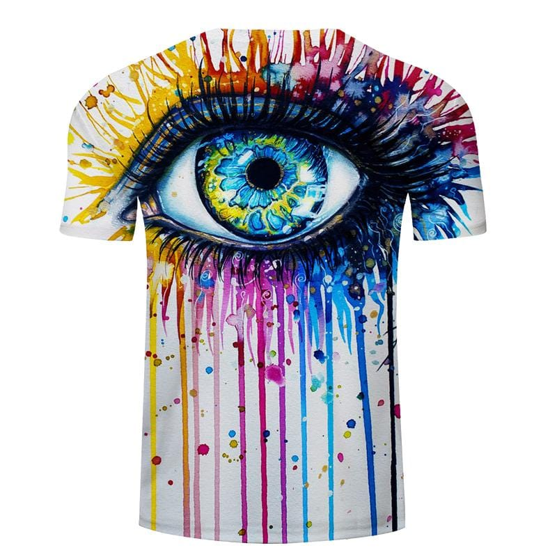 Rainbow Eye By PixieCold Shirt