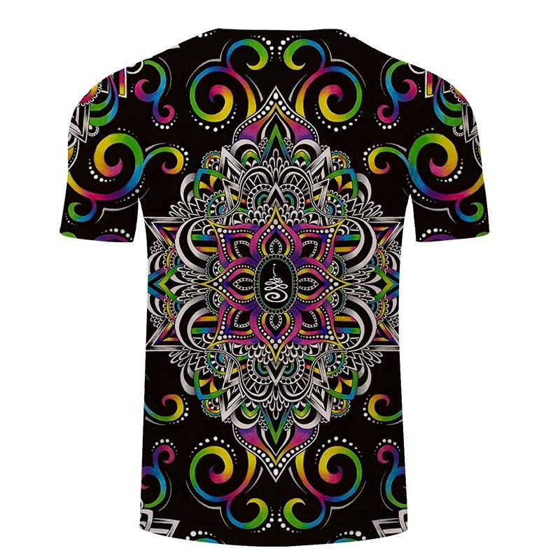 Harmony Magic By Brizbazaar Yoga Shirt