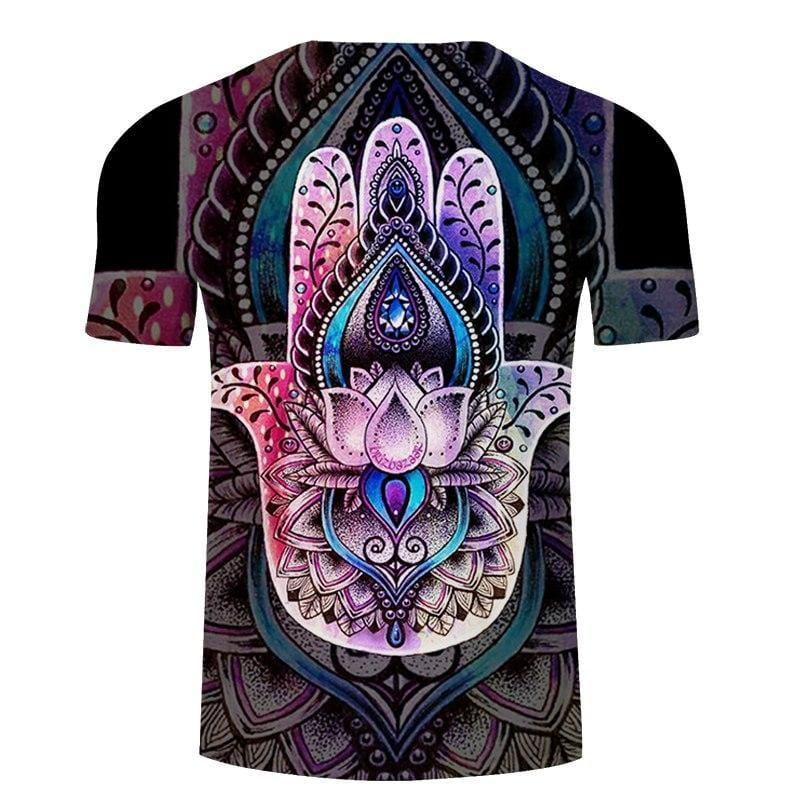 HAMSA By Brizbazaar Yoga Shirt