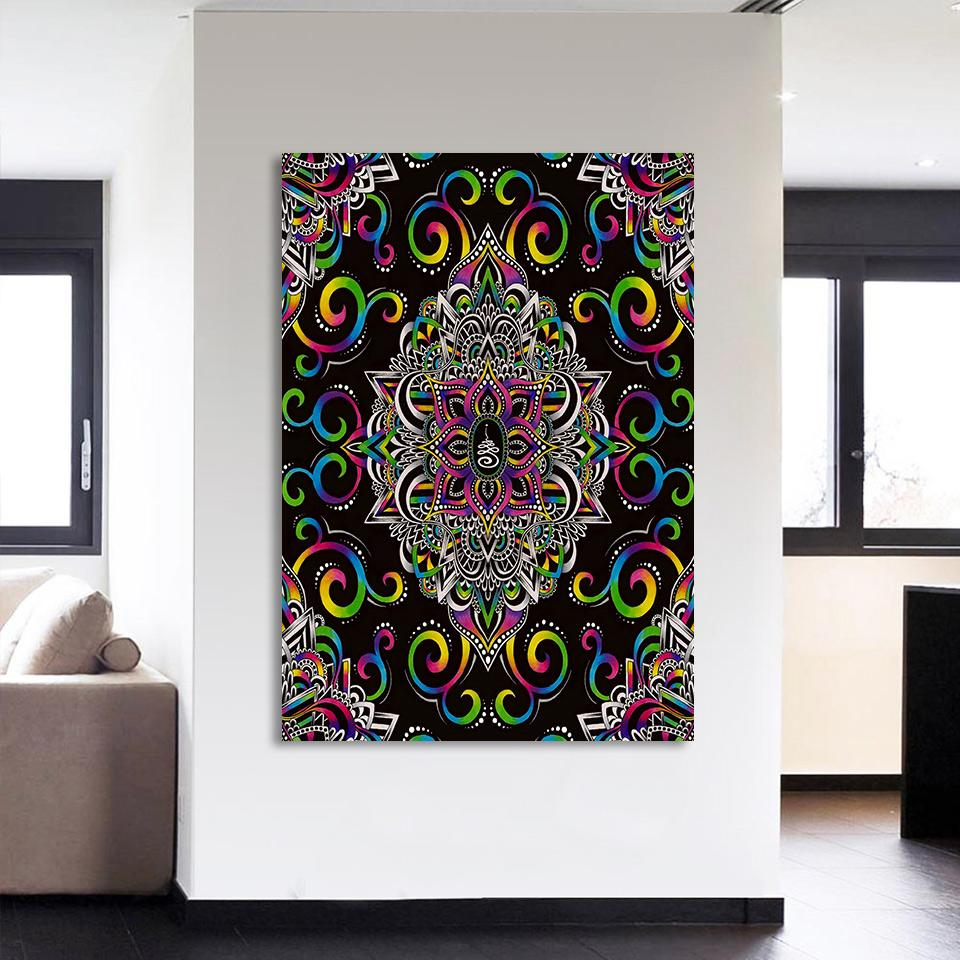 Harmony Magic By Brizbazaar 1-Piece Canvas Painting