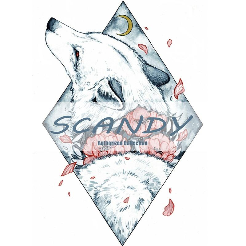First Hurt By ScandyGirl Wolf Shirt