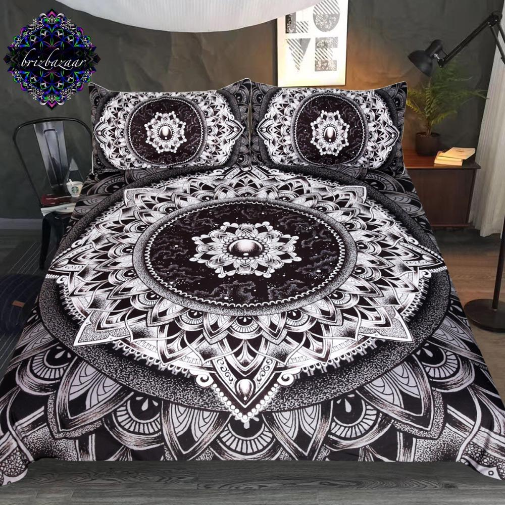 Mandala by Brizbazaar Bedding Set