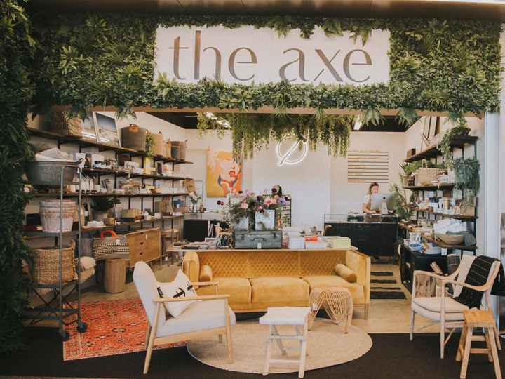 The Axe @ Wellington Airport is now open 🌱
