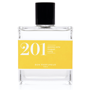 Eau de Parfum 201 - Green apple, Lily-of-the-valley, Pear