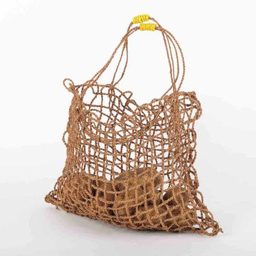 Coconut String Bag- Natural