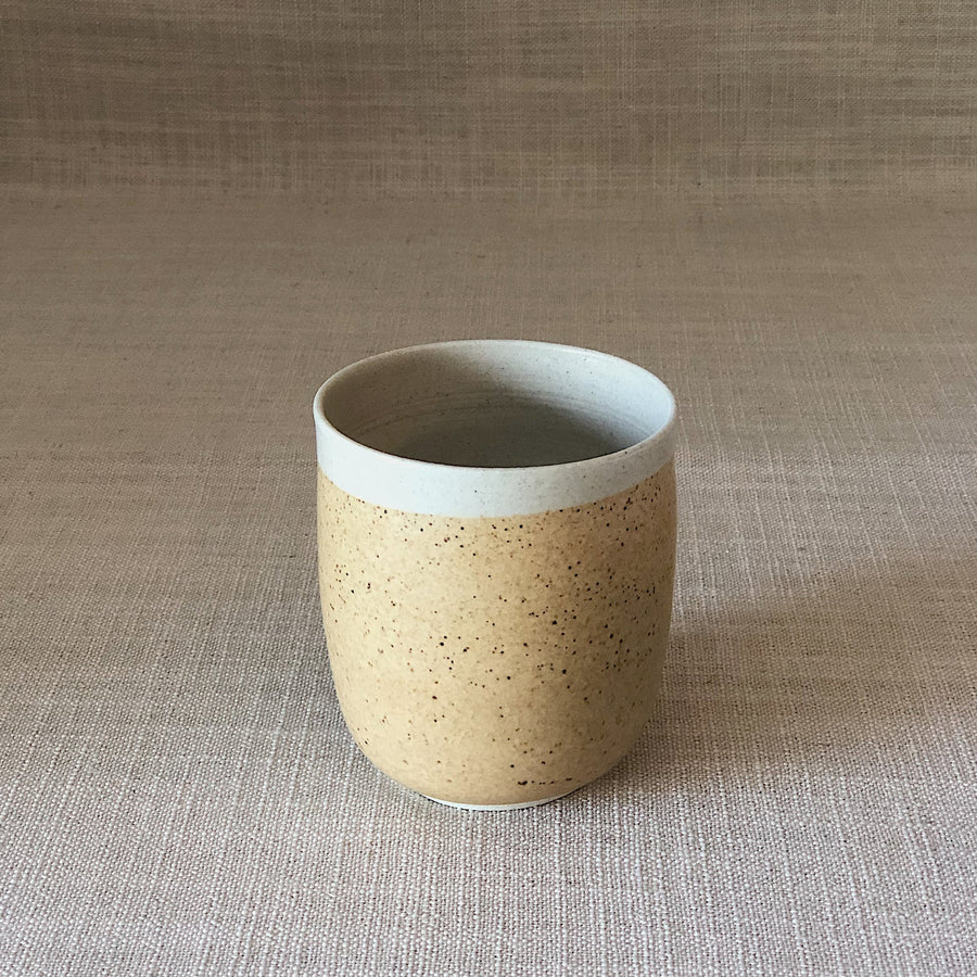 Galit Maxwell Curved Tumbler Earthy Orange