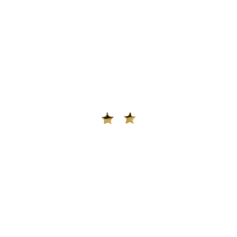 Twinkle Studs- Gold