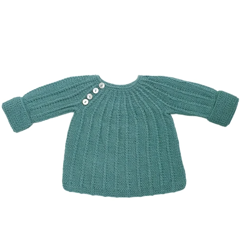 Stella Jumper - Emerald