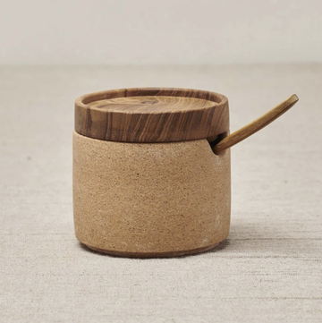 Ayu Sugar Bowl - Natural Earth