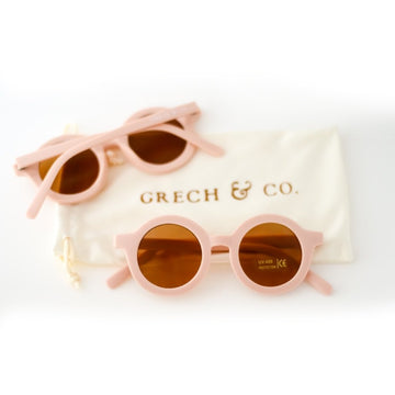 Kids Sunglasses - Shell