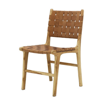 Acapulco dining chair Tan