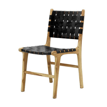 Acapulco Dining Chair - Black