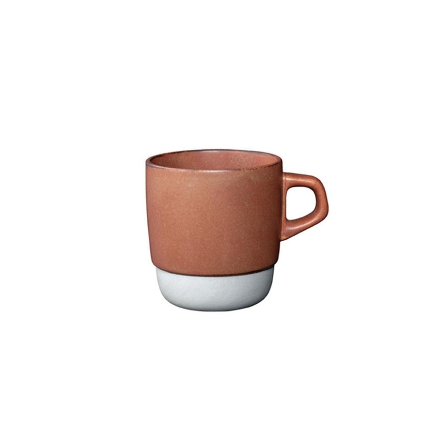Stacking mug - orange