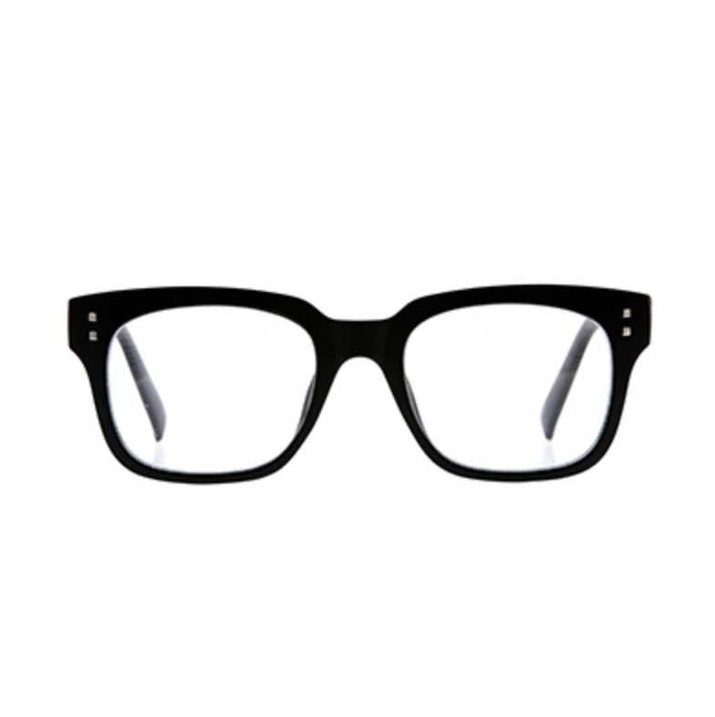 Daily Reading Glasses - 10AM Black