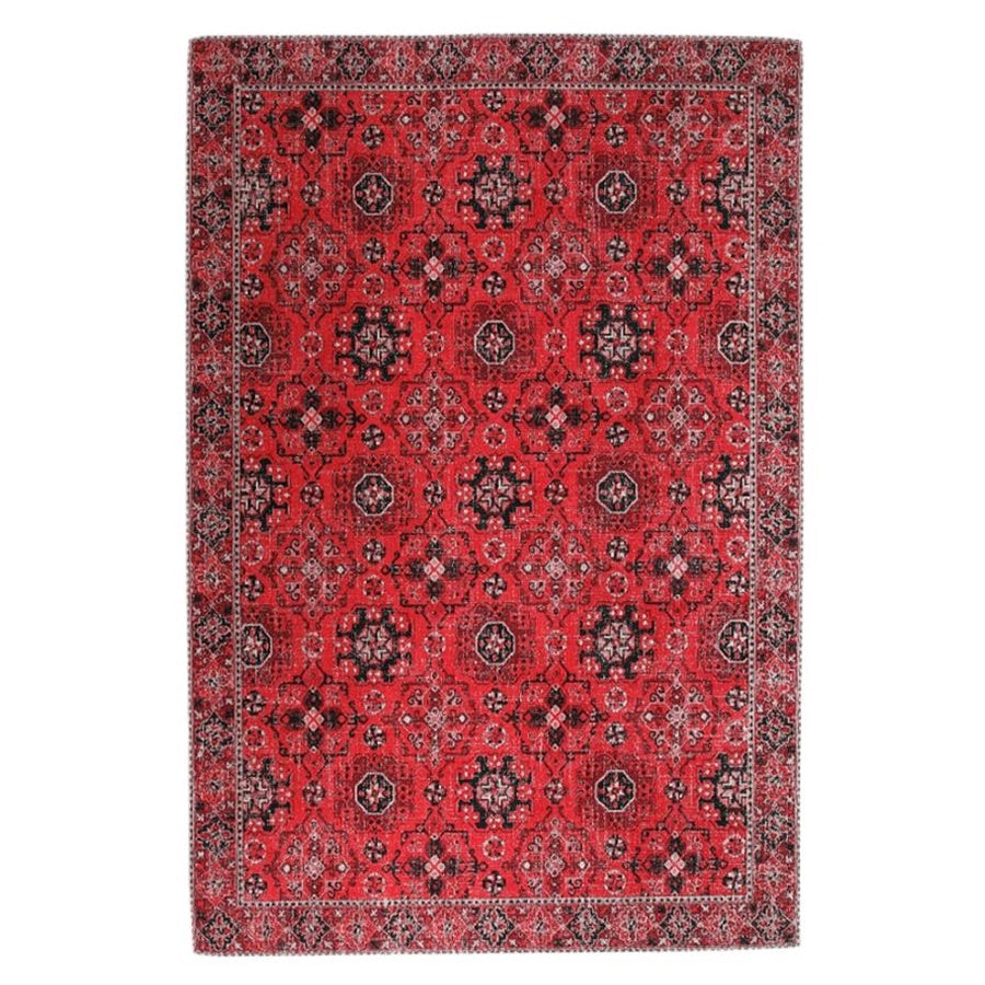 Turkish rug - red