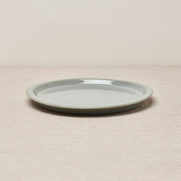 Wibi Dinner Plate - Dove Green