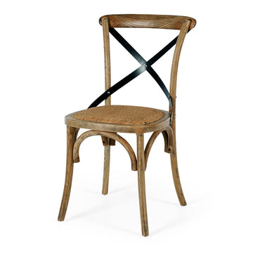 Villa Chair - Smoked Oak