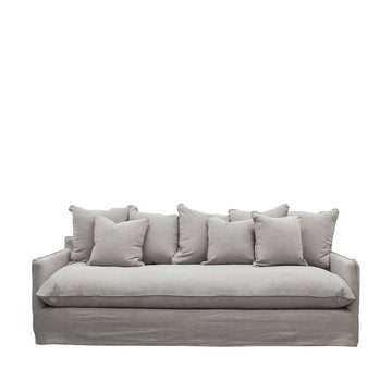 Hokio Slipcover Sofa - Cement