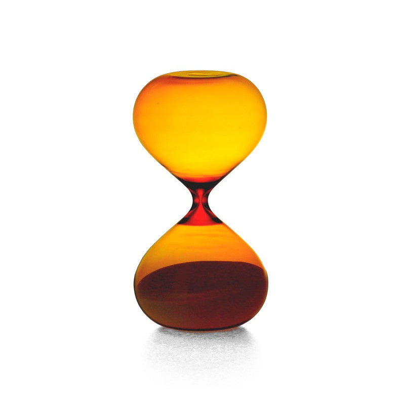 Extra Large Hourglass - Amber