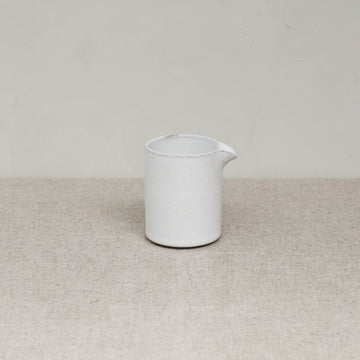 Madu Pourer Large - Brushed White